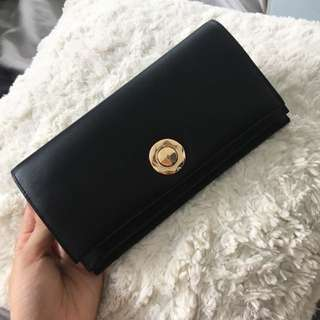Black Charles and keith wallet