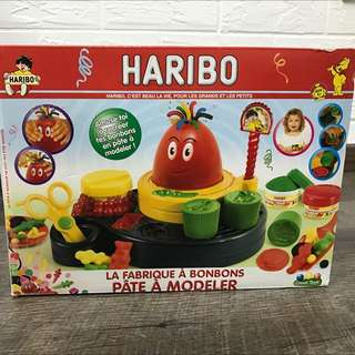 Preloved Haribo Candy Toy Set