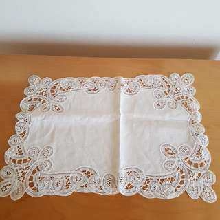 Lace Small Tablecloth