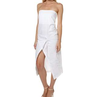 Maurie & Eve Strapless Dress