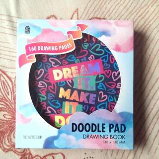 #MegaMay The Paper Stone Doodle Pad