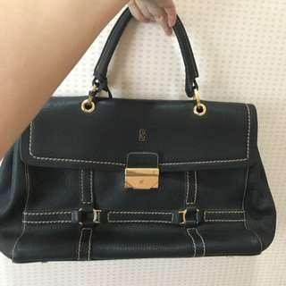 Authentic Bonia Leather Classy & Elegant