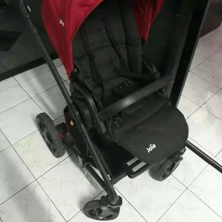 Stroller Joie Chrome