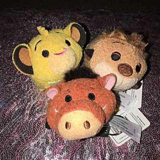 $5 For All  Disney Lion King Tsum Tsum