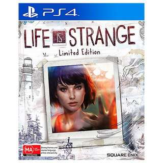 Life is Strange Limited Edition - PS4 Game