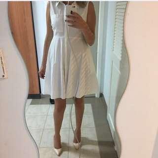 Bardot Shirt Dress