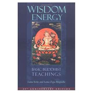 [FREE DELIVERY] Wisdom Energy: Basic Buddhist Teachings Paperback – September 1, 2000