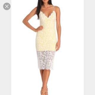 BARDOT Lace Dress Rrp$139