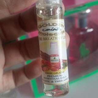 Golden Mint Molecule