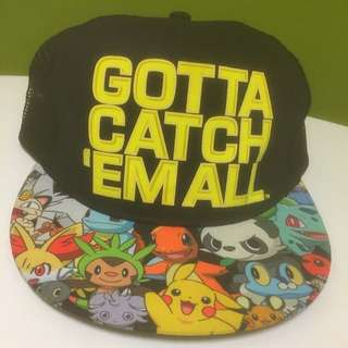 Selling Pokemon Hat/Cap