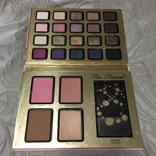 Too Faced Everything Nice Limited Edition Christmas Palette