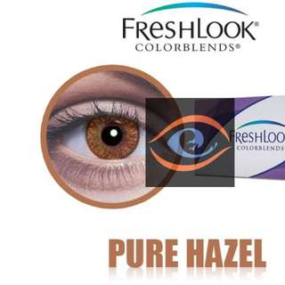 "FreshLook Colorblends ""Pure Hazel"""