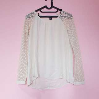 Forever 21 - Lace Blouse