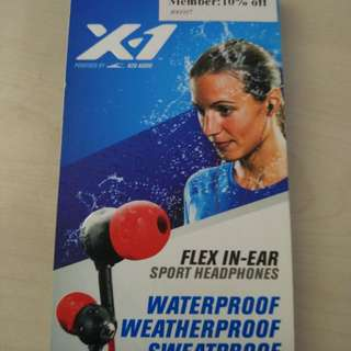 H2O Sport Waterproof Headphone (20005894)