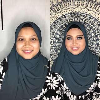 Makeup Service Review Customer
