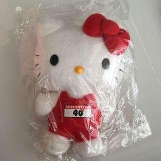 Hello Kitty Run Plushie