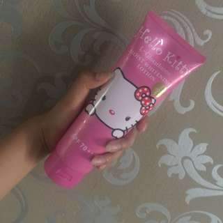 Hello Kitty Bodylotion