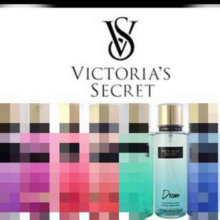 Victoria secret 維多利亞秘密 香氛噴霧 夢想Dream