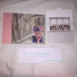 WTS BTS WINGS : YNWA Album (KPOP)