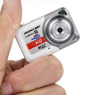 X6 特務迷你相機 高清版 #轉轉來交換