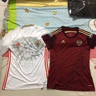 Duo Jersey Russia