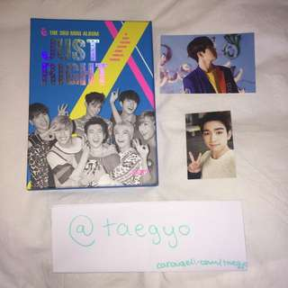 WTS GOT7 Just Right Album (KPOP)