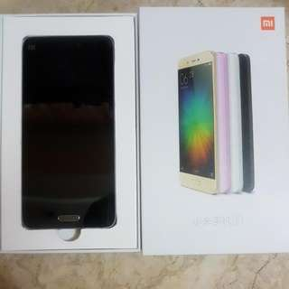 Xiaomi Mi5 3g/64g Smapdragon 820, Dual Sim, Look At The Internet For Full Specifications