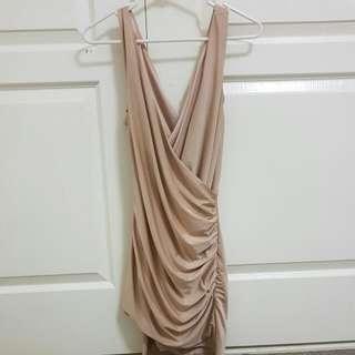 Nude Body con Dress