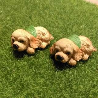 扭蛋 狗狗 睡覺 小獵犬
