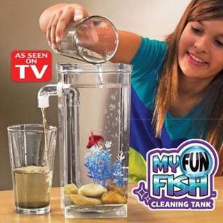 My Fun Fish Cleaning Tank*In-Stock*Limited Offer Only While Stock Last*