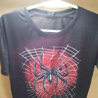 Black Spidey Shirt