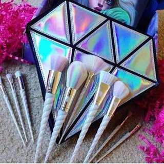 Beauty Bay Unicorn Lashes Unicorn Brushes Set 100%vegan