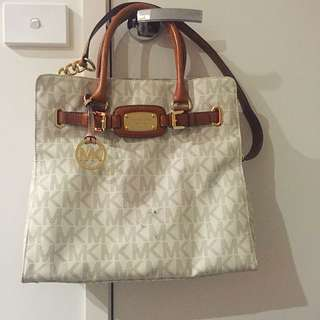 Michael Kors Genuine Large Handbag