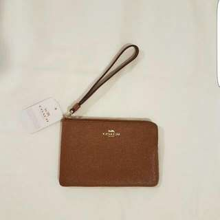 Brand New coach pouch