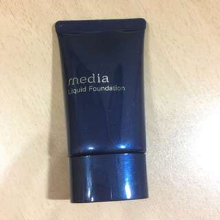 Media Liquid Foundation 媚點粉底液