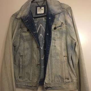 All About Eve denim jacket