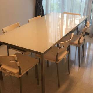 Torsby dining table Set