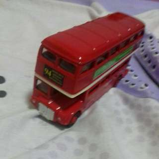 Welly London Bus