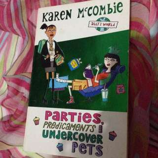 Parties, Predicaments And Undercover Pets By Karen M'combie