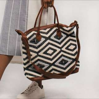 Tribe Alive Carryall, Rachel Zoe Box Of Style