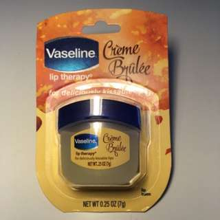 Vaseline Lip Therapy - Creme Brulle