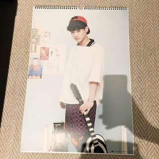 Chen Official Wallpaper