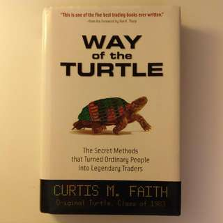📖 Way Of The Turtle
