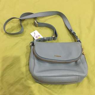 Fossil Preston Bag With Flap