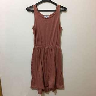 Orange Cotton On Dress