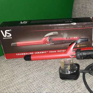 Vidal Sassoon Curling Iron