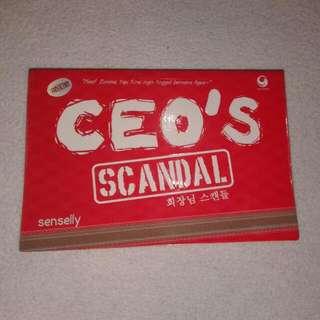 CEO's Scandal (Fanfiction)