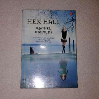 Hex Hall, by Rachel Hawkins