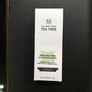 Tea Tree Body Shop Daily Solution