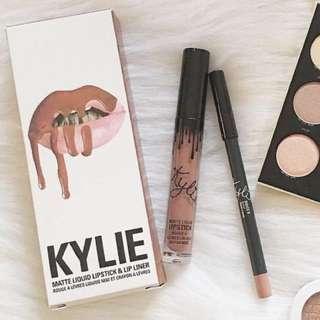 Kylie Lip Kit #Dolce K